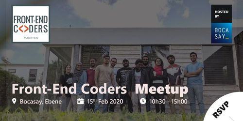 February Front-end Coders Meetup #1