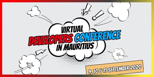 Virtual Developers Conference 2020 - Mauritius
